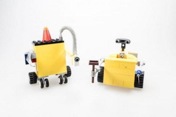 legoRobot Artificial intelligence