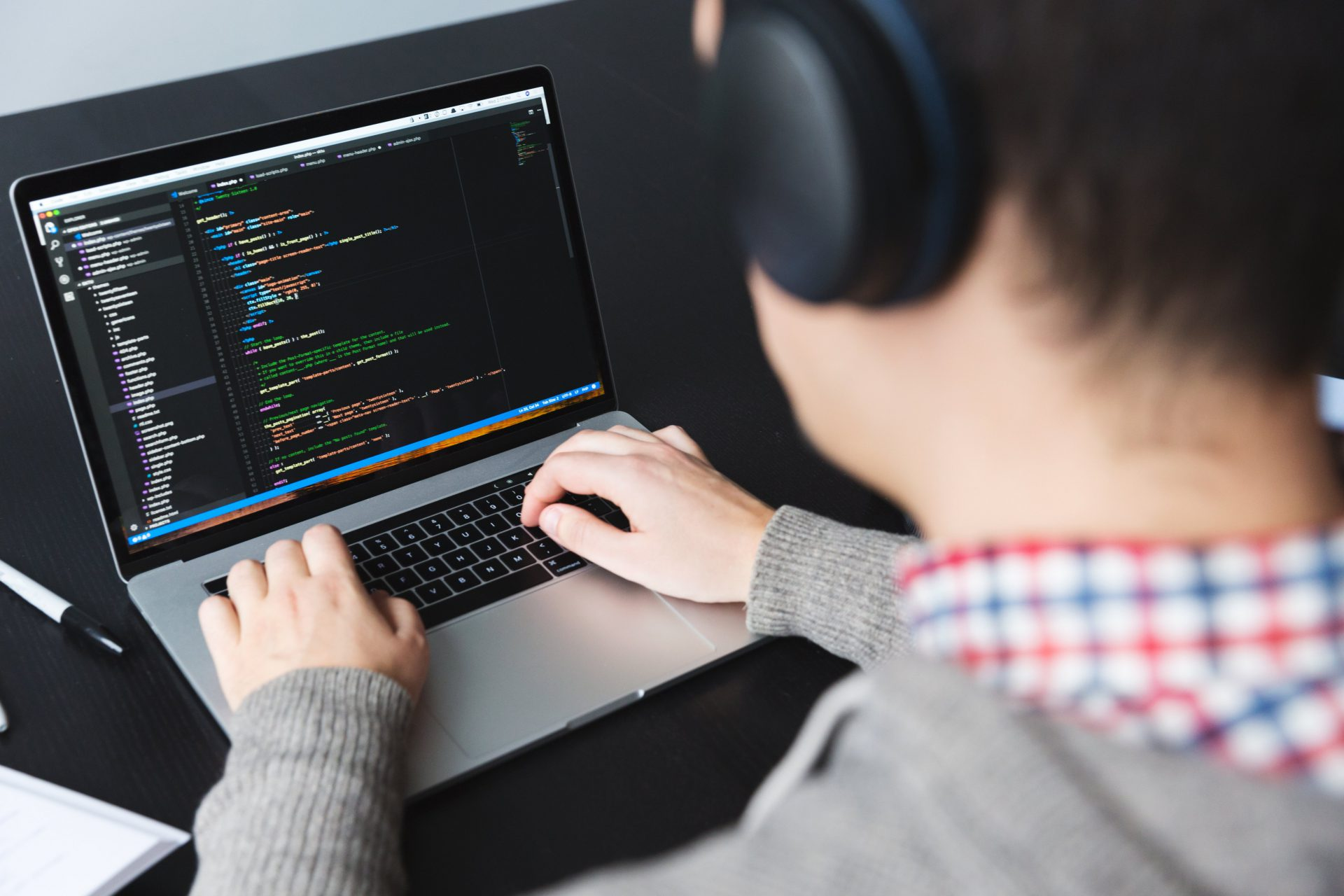 software development coding
