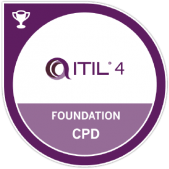Itil 4 Foundation CPD