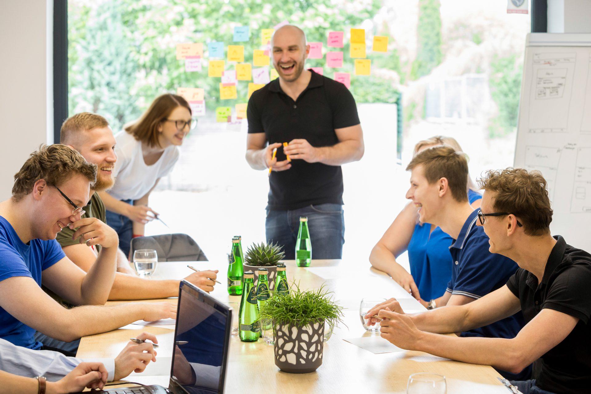 Software House najlepszy zespół