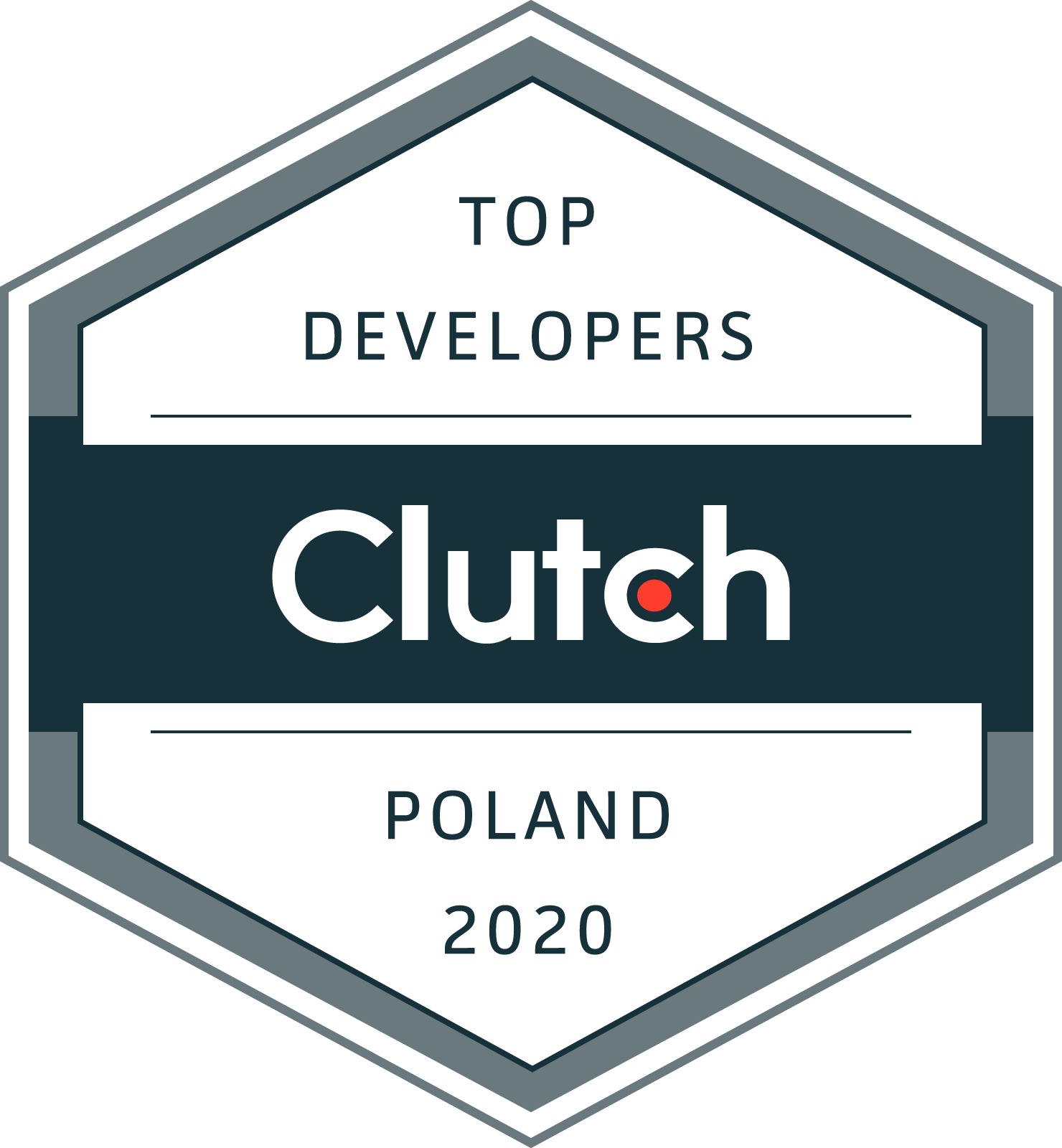 it-solve top developers- clutch award